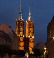 panorama 360 katedra wrocław